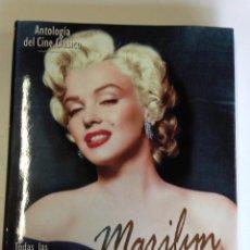 Libros de segunda mano: MITOS DEL CINE, MARILYN MONROE, 1994, RBA EDITORES. Lote 45010310