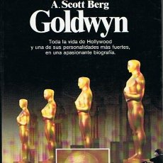 Libros de segunda mano: GOLDWYN A. SCOTT BERG. Lote 45066428
