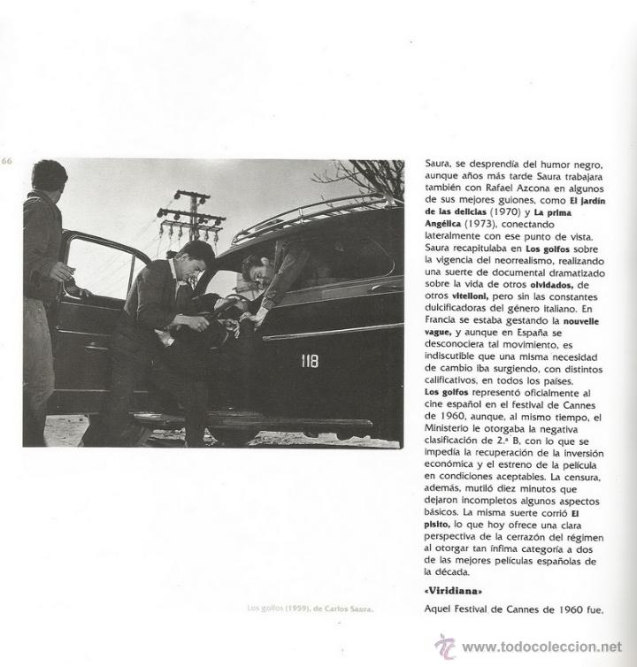 Libros de segunda mano: VV.AA. El cine español: 1896 - 1983. RM66369. - Foto 2 - 45153036