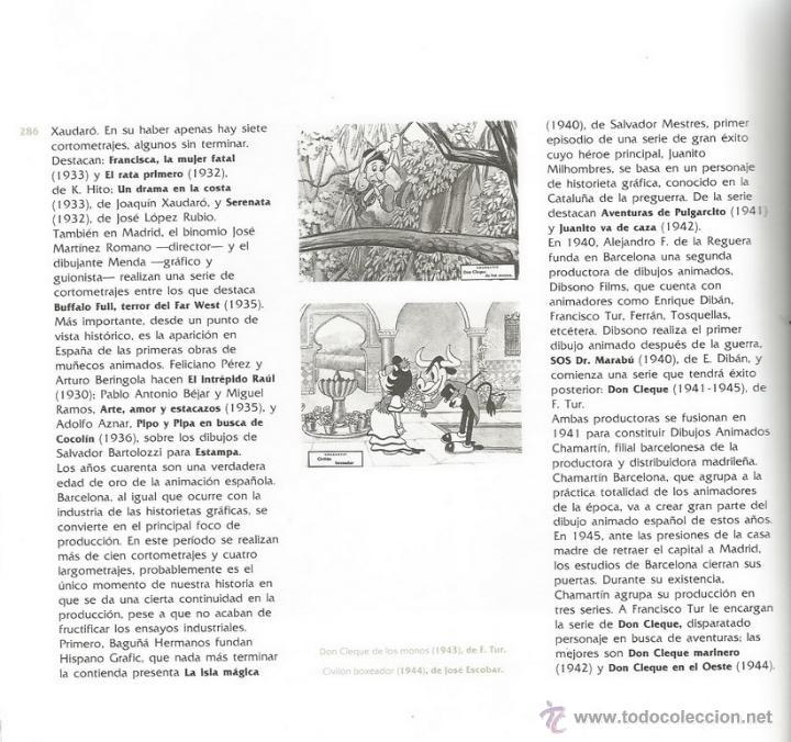 Libros de segunda mano: VV.AA. El cine español: 1896 - 1983. RM66369. - Foto 3 - 45153036