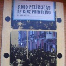 Libros de segunda mano: 8000 PELICULAS DE CINE PRIMITIVO - ASTURIAS 1896-1915 – DE LA MADRID. Lote 45249733