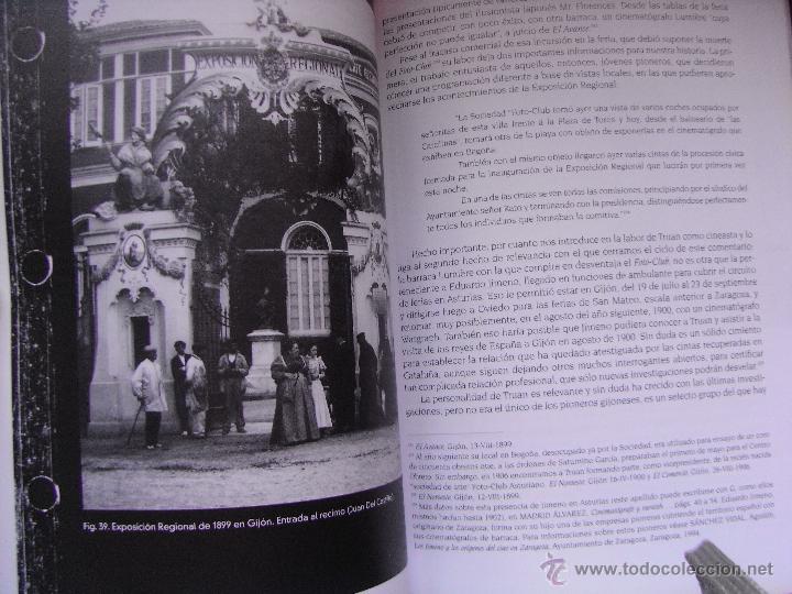 Libros de segunda mano: 8000 PELICULAS DE CINE PRIMITIVO - ASTURIAS 1896-1915 – DE LA MADRID - Foto 3 - 45249733