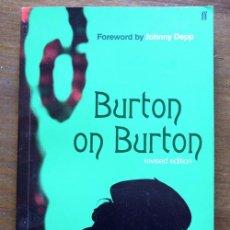 Libros de segunda mano: BURTON ON BURTON. EN INGLÉS.. Lote 45720285