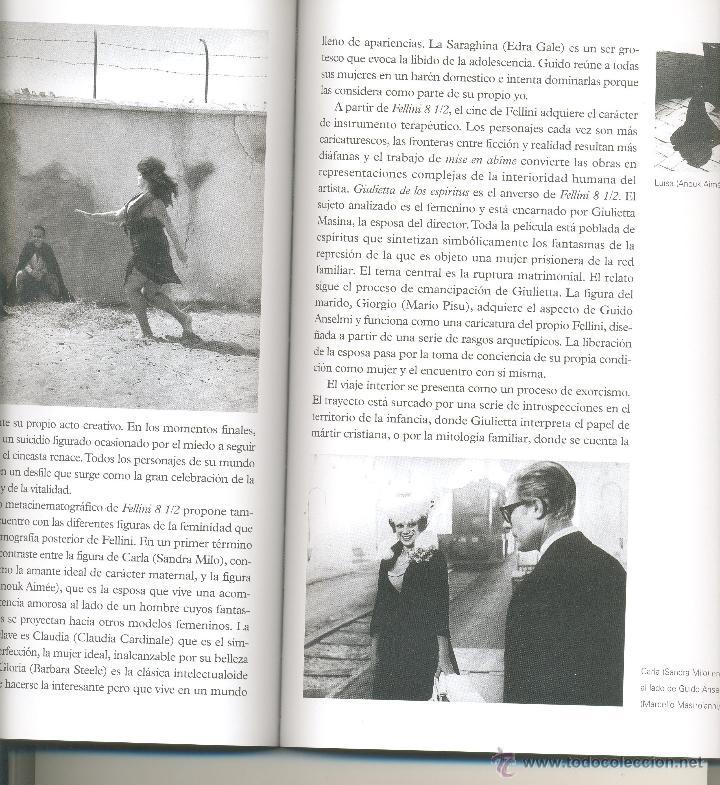 Libros de segunda mano: FEDERICO FELLINI -Àngel Quintana- Cahiers de Cinéma, nº 7. - Foto 3 - 45981280