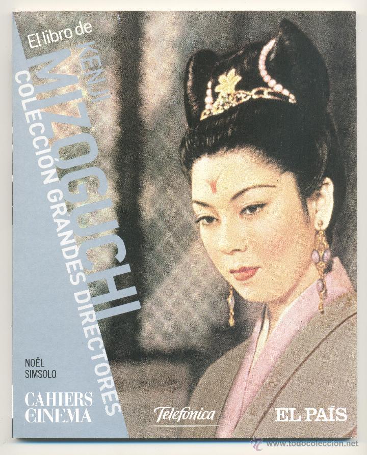 KENJI MIZOGUCHI -NOËL SIMSOLO- CAHIERS DE CINÉMA, Nº 20. (CINE, JAPÓN). ENVÍO: 2,50 € *. (Libros de Segunda Mano - Bellas artes, ocio y coleccionismo - Cine)