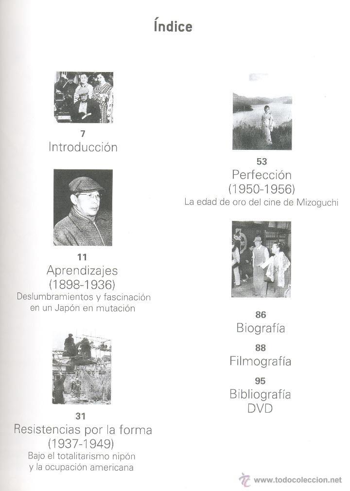 Libros de segunda mano: KENJI MIZOGUCHI -Noël Simsolo- Cahiers de Cinéma, nº 20. (Cine, Japón). Envío: 2,50 € *. - Foto 2 - 45981430