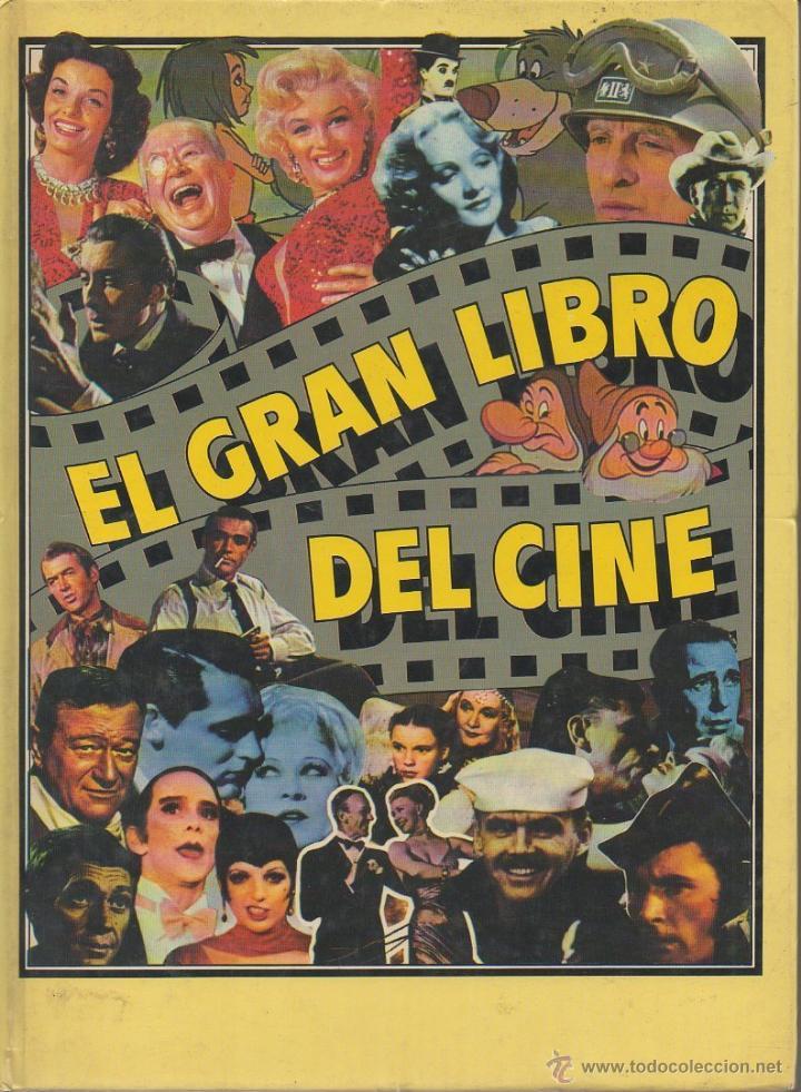 EL GRAN LIBRO DEL CINE. JOEL W FINLER. HMB, 1ª EDICIÓN, 1979 (Libros de Segunda Mano - Bellas artes, ocio y coleccionismo - Cine)