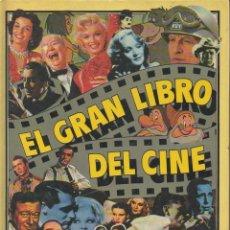 Libros de segunda mano: EL GRAN LIBRO DEL CINE. JOEL W FINLER. HMB, 1ª EDICIÓN, 1979. Lote 46107703