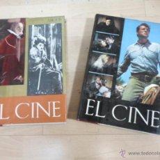 Libros de segunda mano: EL CINE, ED. ARGOS, BARCELONA, 1966, 2 TOMOS. Lote 46160925