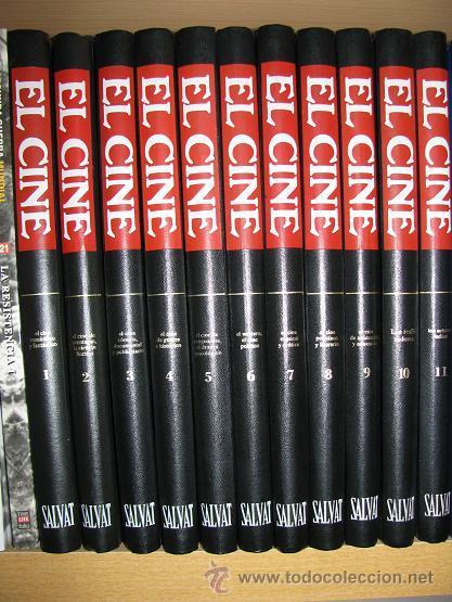 EL CINE (TOMO 2) EL CINE DE AVENTURAS,LA CIENCIA FICCION (¡¡OFERTA 3X2 EN LIBROS!!) LEER DESCRIPCION (Libros de Segunda Mano - Bellas artes, ocio y coleccionismo - Cine)