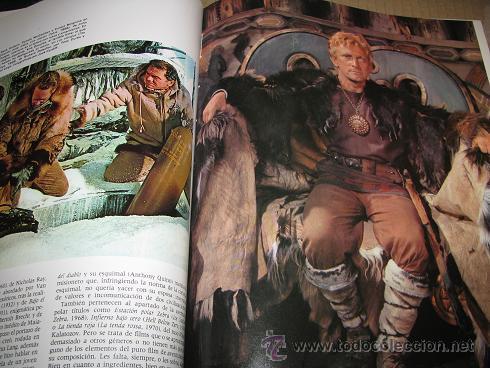 Libros de segunda mano: EL CINE (TOMO 2) EL CINE DE AVENTURAS,LA CIENCIA FICCION (¡¡OFERTA 3X2 EN LIBROS!!) LEER DESCRIPCION - Foto 2 - 46264607
