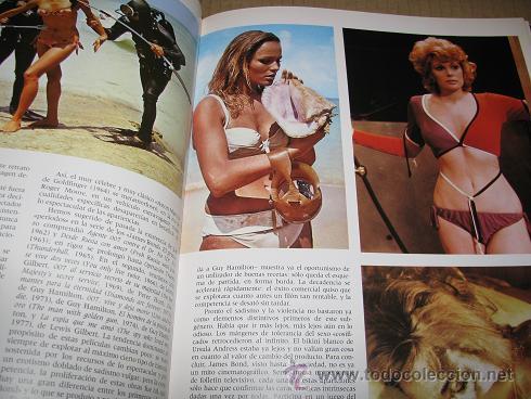 Libros de segunda mano: EL CINE (TOMO 2) EL CINE DE AVENTURAS,LA CIENCIA FICCION (¡¡OFERTA 3X2 EN LIBROS!!) LEER DESCRIPCION - Foto 4 - 46264607