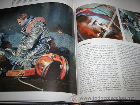 Libros de segunda mano: EL CINE (TOMO 2) EL CINE DE AVENTURAS,LA CIENCIA FICCION (¡¡OFERTA 3X2 EN LIBROS!!) LEER DESCRIPCION - Foto 5 - 46264607