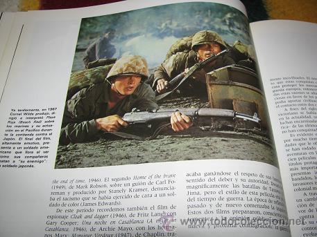 Libros de segunda mano: EL CINE (TOMO 4) EL CINE DE GUERRA E HISTORICO (¡¡OFERTA 3X2 EN LIBROS!!) - Foto 2 - 46296927