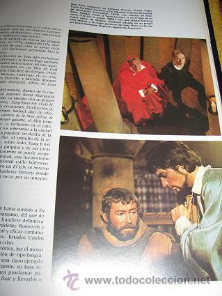 Libros de segunda mano: EL CINE (TOMO 4) EL CINE DE GUERRA E HISTORICO (¡¡OFERTA 3X2 EN LIBROS!!) - Foto 4 - 46296927