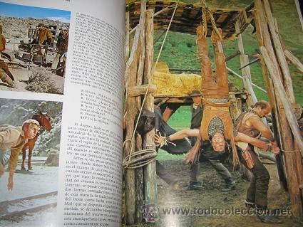 Libros de segunda mano: EL CINE (TOMO 6) EL WESTERN,EL CINE POLITICO (¡¡OFERTA 3X2 EN LIBROS!!) - Foto 2 - 46297568