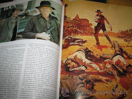 Libros de segunda mano: EL CINE (TOMO 6) EL WESTERN,EL CINE POLITICO (¡¡OFERTA 3X2 EN LIBROS!!) - Foto 3 - 46297568