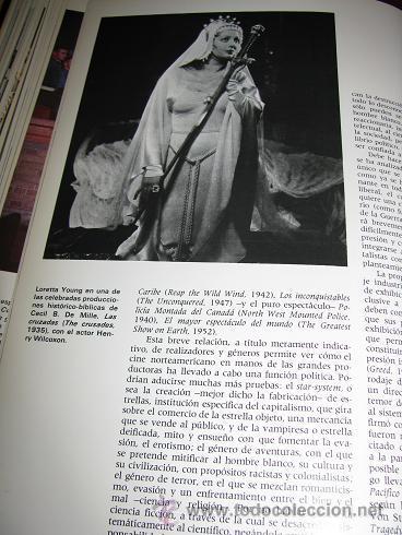 Libros de segunda mano: EL CINE (TOMO 6) EL WESTERN,EL CINE POLITICO (¡¡OFERTA 3X2 EN LIBROS!!) - Foto 4 - 46297568
