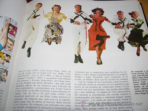 Libros de segunda mano: EL CINE (TOMO 7) EL CINE MUSICAL Y EROTICO (¡¡OFERTA 3X2 EN LIBROS!!) LEER DESCRIPCION - Foto 3 - 46297995