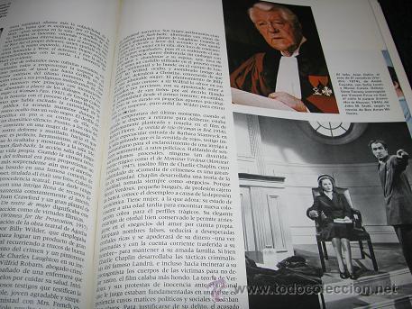 Libros de segunda mano: EL CINE (TOMO 8) EL CINE POLICIACO Y LITERARIO (¡¡OFERTA 3X2 EN LIBROS!!) - Foto 2 - 46298066