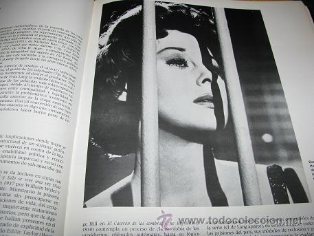 Libros de segunda mano: EL CINE (TOMO 8) EL CINE POLICIACO Y LITERARIO (¡¡OFERTA 3X2 EN LIBROS!!) - Foto 3 - 46298066