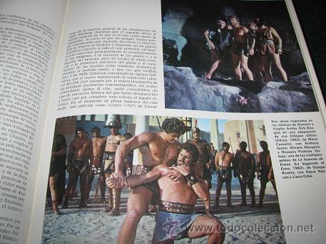 Libros de segunda mano: EL CINE (TOMO 8) EL CINE POLICIACO Y LITERARIO (¡¡OFERTA 3X2 EN LIBROS!!) - Foto 4 - 46298066