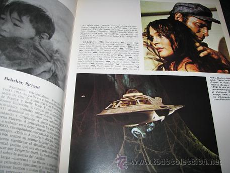 Libros de segunda mano: EL CINE (TOMO 10) LOS REALIZADORES (¡¡OFERTA 3X2 EN LIBROS!!) - Foto 2 - 46298358