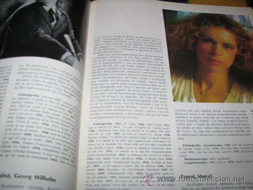 Libros de segunda mano: EL CINE (TOMO 10) LOS REALIZADORES (¡¡OFERTA 3X2 EN LIBROS!!) - Foto 4 - 46298358