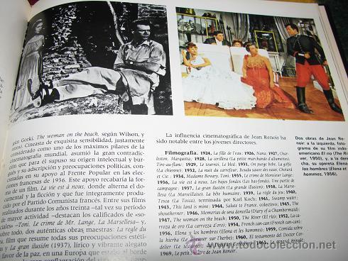 Libros de segunda mano: EL CINE (TOMO 10) LOS REALIZADORES (¡¡OFERTA 3X2 EN LIBROS!!) - Foto 5 - 46298358
