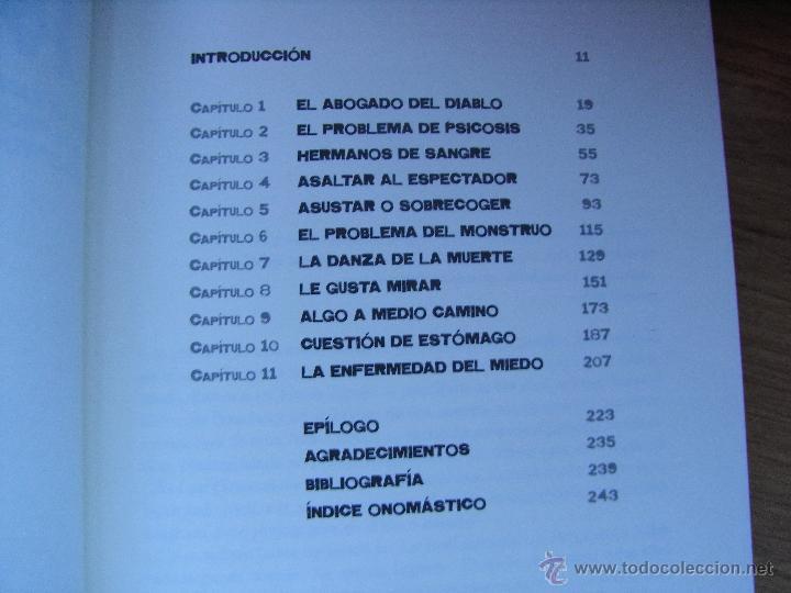 Libros de segunda mano: SESIÓN SANGRIENTA - JASON ZINOMAN - Foto 4 - 46680046