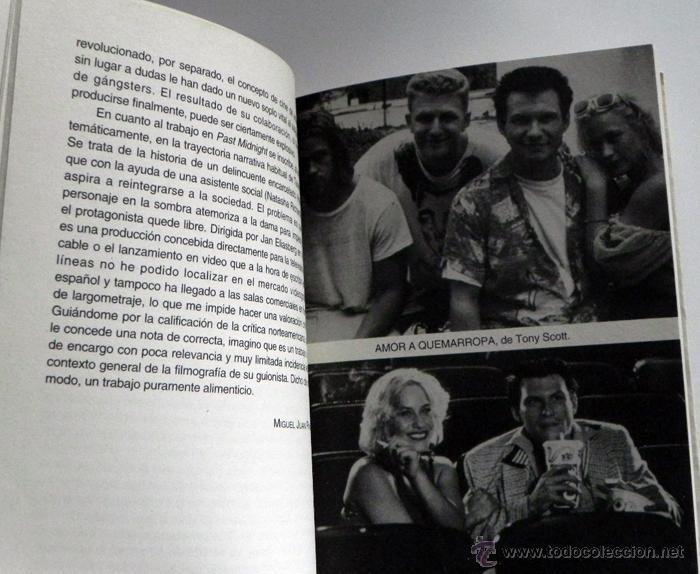 Libros de segunda mano: QUENTIN TARANTINO - DELGADO Y OTROS- ANÁLISIS DEL POLÉMICO DIRECTOR DE CINE - FUCK CRITICS ETC LIBRO - Foto 5 - 46617370