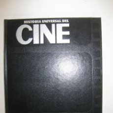 Libros de segunda mano: HISTORIA UNIVERSAL DEL CINE. RETRATOS Y CARTELES. PLANETA 1982. COMENTARIOS A LOS RETRATOS Y CARTELE. Lote 47094289