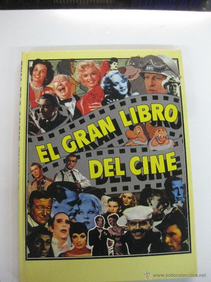 EL GRAN LIBRO DEL CINE. JOEL W. FINLER. EDITORIAL HMB 1979. (Libros de Segunda Mano - Bellas artes, ocio y coleccionismo - Cine)