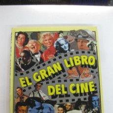 Libros de segunda mano: EL GRAN LIBRO DEL CINE. JOEL W. FINLER. EDITORIAL HMB 1979.. Lote 47094409