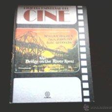 Libros de segunda mano: HISTORIA UNIVERSAL DEL CINE. TOMO 15. PLANETA. Lote 47188963