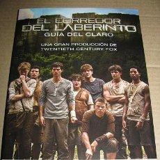 Libros de segunda mano: EL CORREDOR DEL LABERINTO (GUIA DEL CLARO) ¡¡OFERTA 3X2 EN LIBROS!! (LEER DESCRIPCION). Lote 47494281