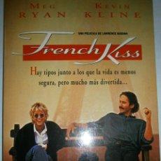 Libros de segunda mano: FRENCH KISS ROBERTS BETH GRIJALBO 1 EDICION 1995. Lote 47497298