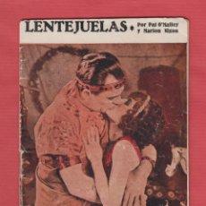Libros de segunda mano: LENTEJUELAS POR PAT O MALLEY Y MARION NIXON BLIBLIOTECA TREBOL-Nº95-IMP.SABATE-LE119,A. Lote 47692721