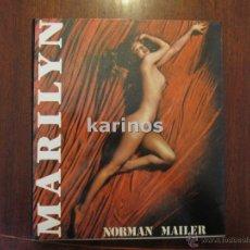 Libros de segunda mano: MARILYN. NORMA MAILER. VARIOS. ED. LUMEN 1974 C3. Lote 47869174