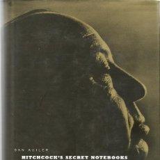Libros de segunda mano: ALFRED HITCHCOCK : HITCHCOCK´S SECRET NOTEBOOKS ( LIBRO EN INGLES) . Lote 47877705
