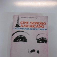 Second hand books - CINE SONORO AMERICANO Y LOS OSCARS DE HOLLYWOOD. HOMERO ALSINA THEVENET. ED. CORREGIDOR 1975 - 47902497