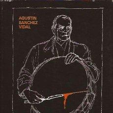 Libros de segunda mano: LIBRO DE CINE-LUIS BUÑUEL OBRA CINEMATOGRAFICA AGUSTIN SANCHEZ VIDAL-EDIC. J C 1984-CON FOTOS. Lote 47920932