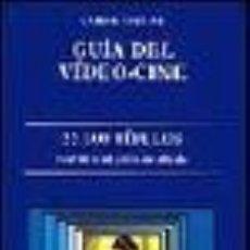 Libros de segunda mano: GUÍA DEL VÍDEO CINE. CARLOS AGUILAR. Lote 48003555