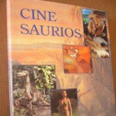 Libros de segunda mano: CINESAURIOS. ADOLFO BLANCO. COLECCION 100 AÑOS DE CINE. Nº 3. 1993. 194 PP. ILUSTRADO. TAPA . Lote 48064384