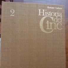 Libros de segunda mano: LIBRO Nº 203 - HISTORIA DEL CINE - ROMAN GUBERN. Lote 48327465