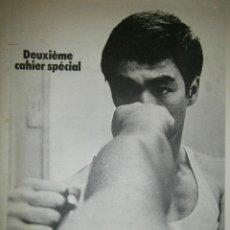 Libros de segunda mano: BRUCE LEE TECHNICIEN DE GENIE DEUXIEME CAHIER SPECIAL. Lote 48422496