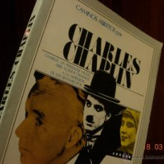 Livros em segunda mão: 1976 CHARLES CHAPLIN CHARLOT OBRA Y BIOGRAFIA MUY ILUSTRADO 16 PAGINAS EDITORIAL HERNANDO. Lote 48422764