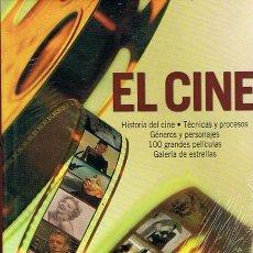 Libros de segunda mano: EL CINE EDITORIAL LAROUSSE NUEVO . Lote 48531394