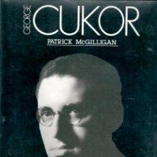 Libros de segunda mano: GEORGE CUKOR. LIBRO BIOGRÁFICO. Y UN LIBRO SORPRESA DE REGALO. Lote 48904976