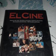 Libros de segunda mano: EL CINE,LAROUSSE,PELICULAS,ACTORES ,DIRECTORES,HISTORIA. Lote 48912374
